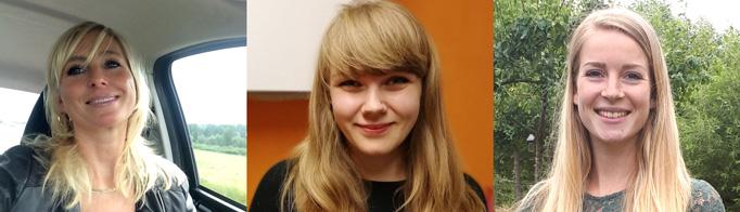 Anne-Claire Masselink • Alana Koerts • Willeke van der Vliet-de Wit